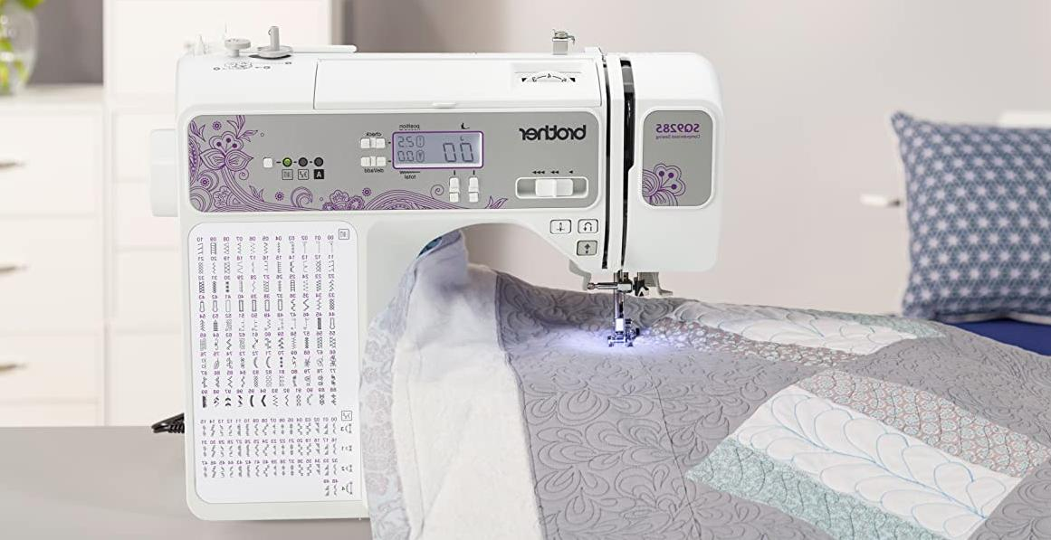 Brother Computerized & Quilting Stitch
