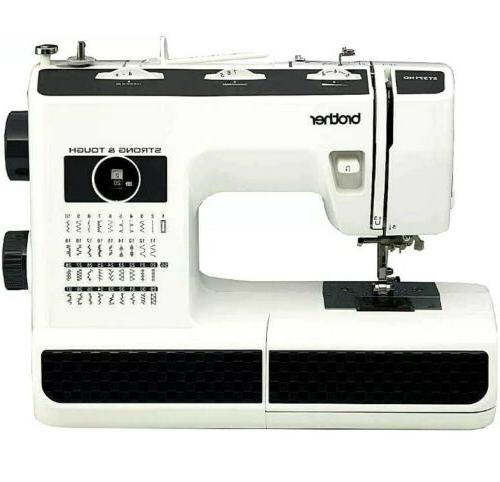 st371hd sewing machine strong and tough 37