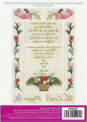 The Lord's Goodesign Embroidery Machine Design CD
