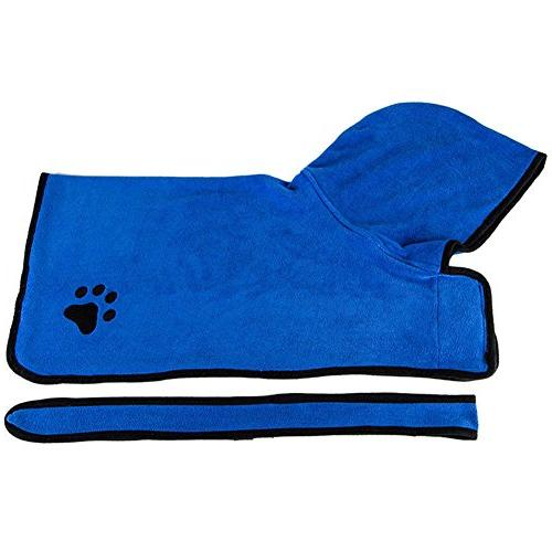 Thirsty Tomography Absorbent Pet Bath Towel Dog - Dog Warm Dog Paw Cat Bath Towel Favored