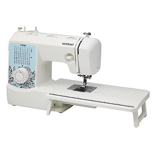 Brother XR3774 Machine 37 Stitches, 8 Sewing Wide Table, Instructional
