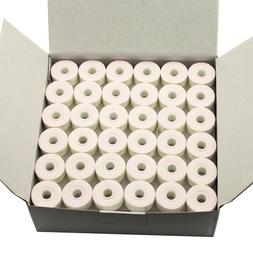 Cutex™ L-Size Paper Sided White Prewound Embroidery Machin