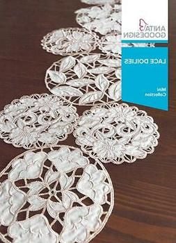Lace Doilies Anita Goodesign Embroidery Machine Design CD NE