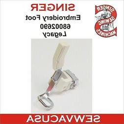 Singer Legacy Embroidery Presser Foot  # 68002690 Fits EM200