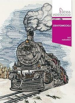Locomotives Anita Goodesign embroidery machine designs Cd Ne