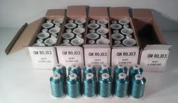 Lot of Polyester Embroidery Machine Thread 5000m Cone  5 cas