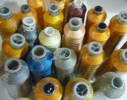 Madeira Machine Embroidery Thread Spools Many Colors Rayon P
