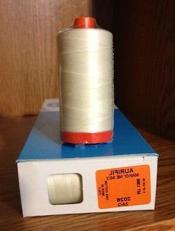 machine quilt sew cotton thread