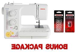 Janome Magnolia 7318 Sewing Machine w/FREE! 4-Piece V.I.P Re