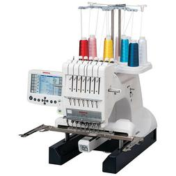Janome MB-4S Commercial 4 Needle Embroidery Machine New