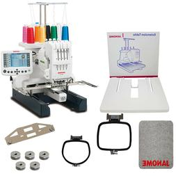 Janome MB-4S Embroidery Machine **Brand NEW in factory Packa