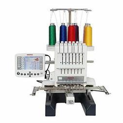 Janome MB-7 MB7 7 Needle Embroidery Machine Plus Deluxe Bonu
