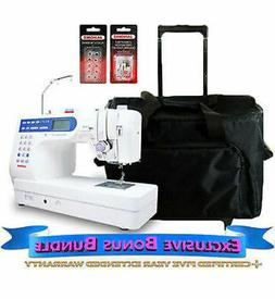 Janome Memory Craft 6500P Sewing Machine with Exclusive Bonu