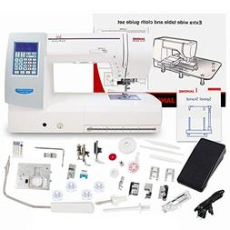 Janome Memory Craft Horizon 8200QCP Special Edition With Exc