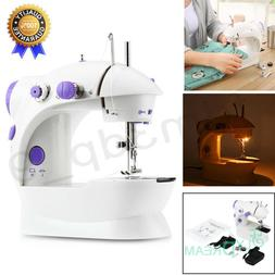 Mini Sewing Machine SM-202 Household Sewing Tool 2 Speed Ide