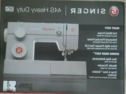 NEW SINGER 44S Heavy Duty Sewing Machine w/ 23 Built-In Stit