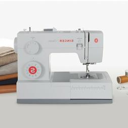 New Singer 44S Heavy Duty Sewing Machine W/ 23 BuiltIn Stitc