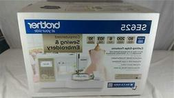 NEW Factory Sealed Brother SE625 Computerized Embroidery & S