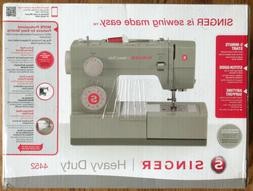 NEW SINGER Heavy Duty 4452 Sewing Machine FAST FREE SHIPPING