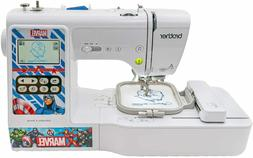 New Sealed Brother Sewing and Embroidery Machine, 4 Marvel F