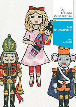 Anita Goodesign THE NUTCRACKER Embroidery Machine Designs CD