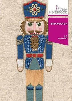 Nutcrackers Anita Goodesign Embroidery Machine Design CD 172