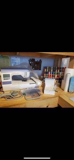 pe770 5x7 inch computerized sewing machine