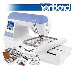 Brother PE770 PE 770 Embroidery Machine w/ USB Flash Port an