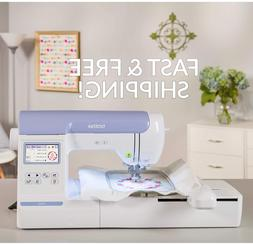 ✅Brother PE800 Embroidery Machine, 138 Built-in Designs, L