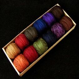 Valdani Perle Cotton Size 8 Embroidery Thread Bigsby Designs