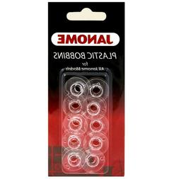 Janome Plastic Bobbins For All Janome Home Use Models