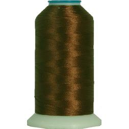 Polyester Embroidery Thread No. 425 - Dk. Brown - 1000M