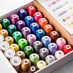 Polyester Embroidery Threads For Hand And Machine Sewing 200