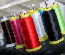 Threadart Polyester Machine Embroidery Thread | Huge 5000M