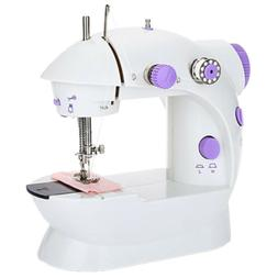 Portable 2 Speed Mini Sewing Machine US Plug For Beginners K