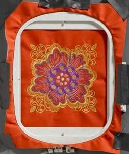 Quattro Innov-is 6000D Square Embroidery Hoop 200m x 200m *