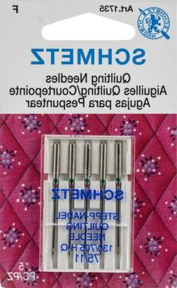 Quilt Machine Needles-Size 11/75 5/Pkg