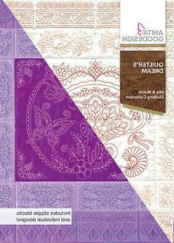 Anita Goodesign Quilter's Dream 2  Embroidery Machine Design