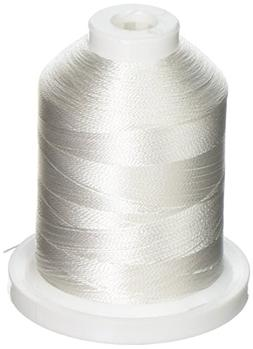 Robison-Anton Rayon Super Strength Thread, 1100-Yard, Snow W