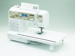 Brother Sewing RSQ9185 Refurbished Computerized Quilting, Wh