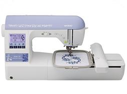 Brother SE1800 Sewing And Embroidery Machine With 136 Built-