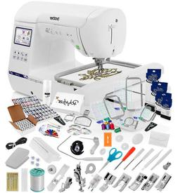 Brother SE1900 Sewing and Embroidery Machine w/ Grand Slam +