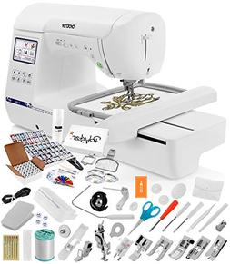 Brother SE1900 Sewing Embroidery Machine + Grand Slam Packag