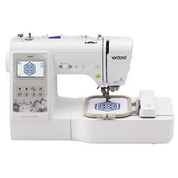 se600 combo computerized sewing and embroidery machine