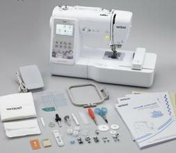 Brother SE600 Computerized Sewing and Embroidery Machine  -