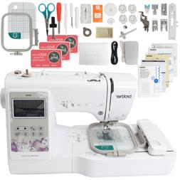 Brother SE600 Computerized Sewing and Embroidery Machine Bun