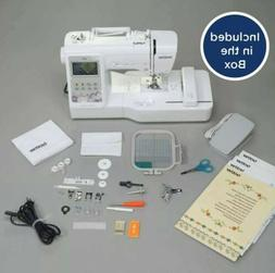 *Brother SE600 Sewing and Embroidery Machine, 80 Designs, 10