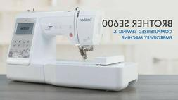 Brother SE600 Sewing and Embroidery Machine | FREE SHIPPING