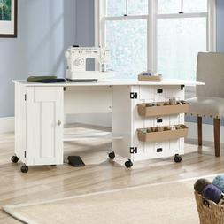 Sauder Sewing and Craft Table, Multiple Finishes