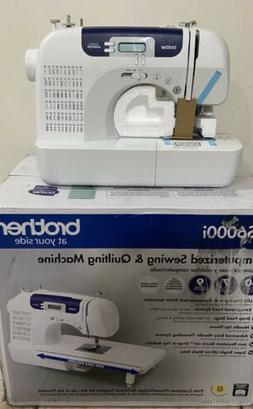 BROTHER Sewing Machine CS5055PRW 50 Stitches Electric Foot P